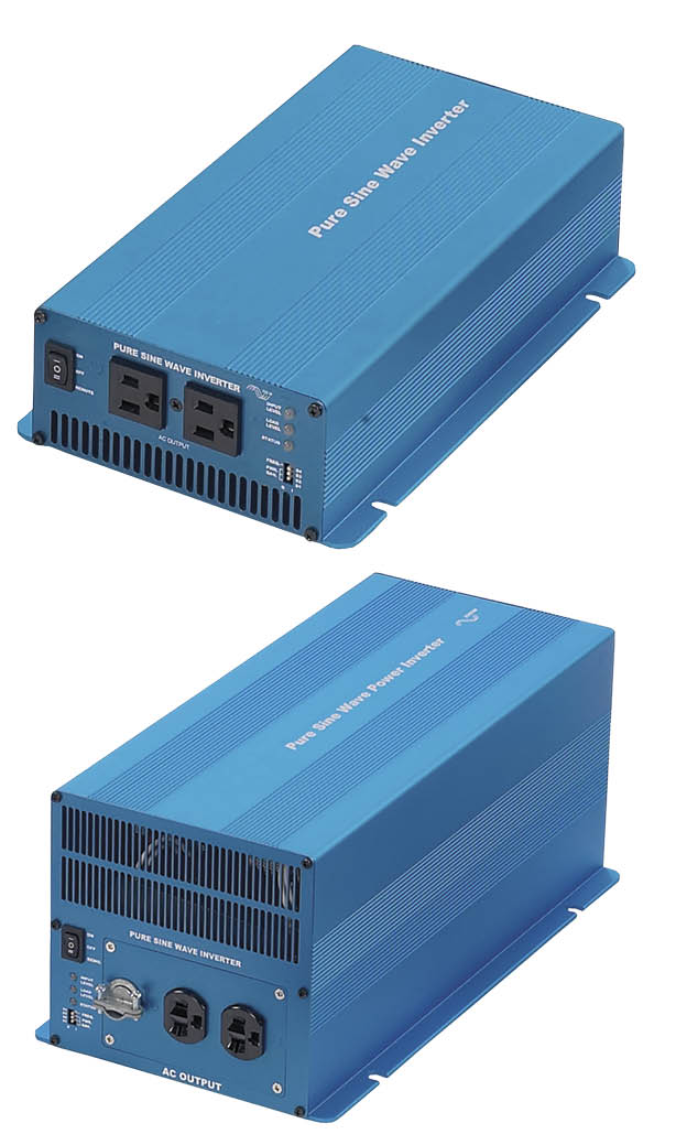 Newmar DC Power Onboard PS Inverter Series