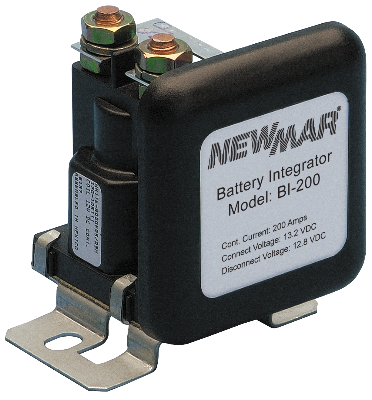 Newmar DC Power Onboard Battery Integrator