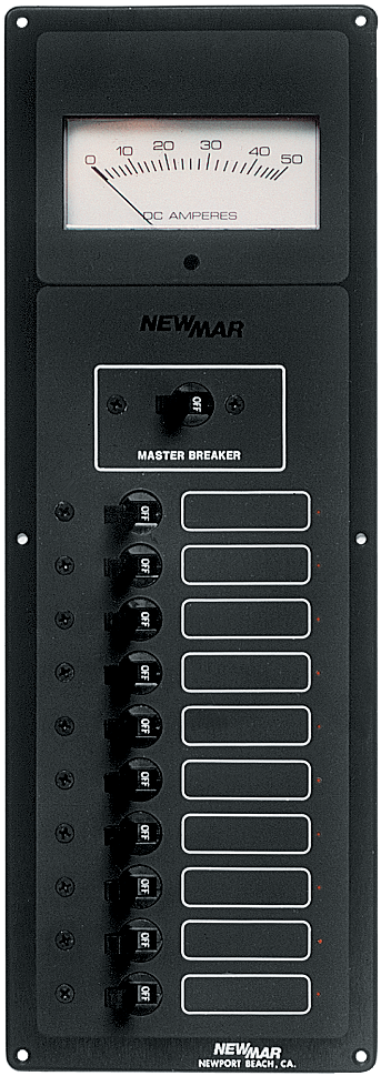 Marine Electrical Control Panels | DC and AC/DC Marine