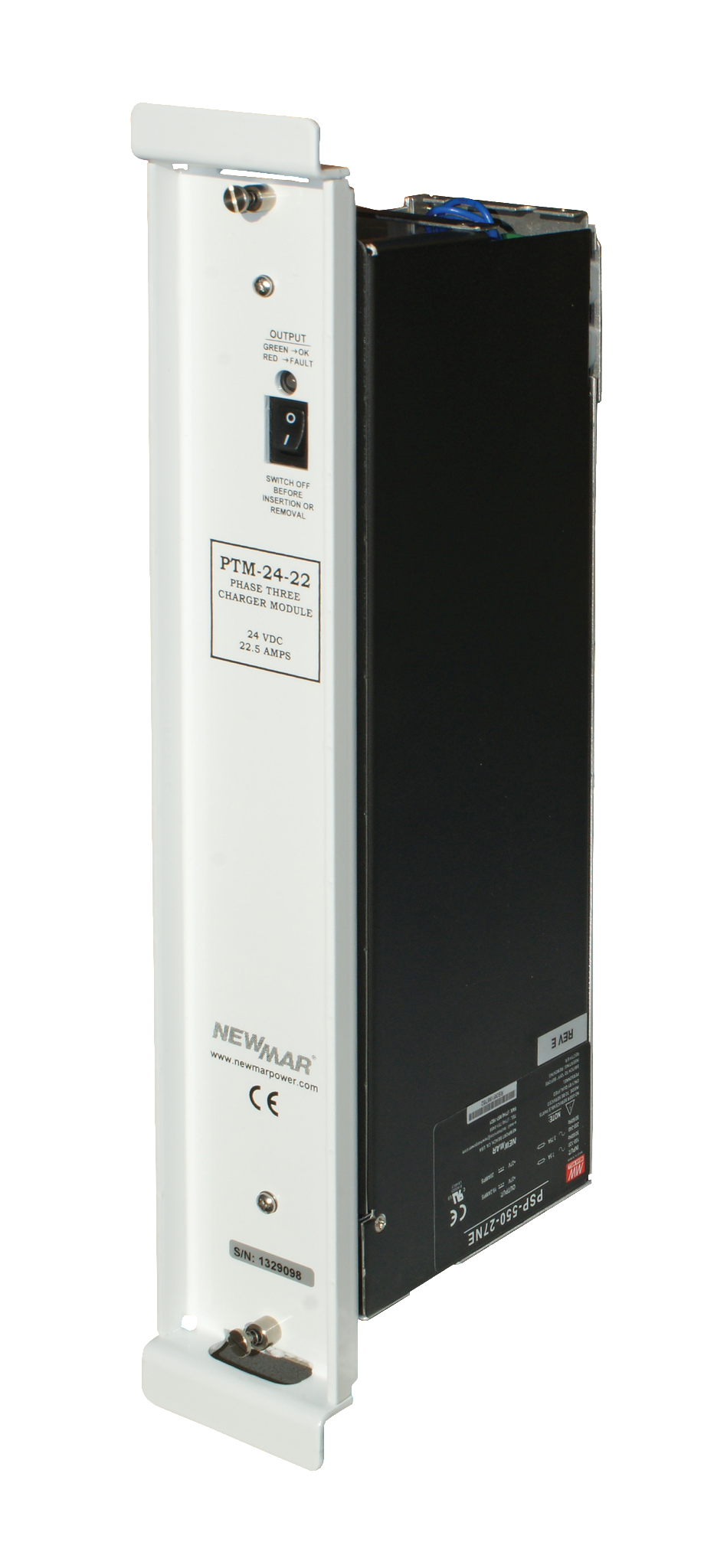 PTMS Module white back