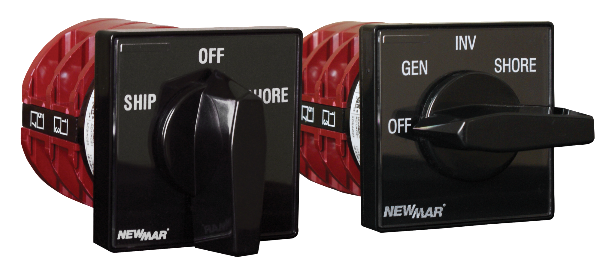 AC Source Selector Switches | Marine | Newmar | DC Power ...