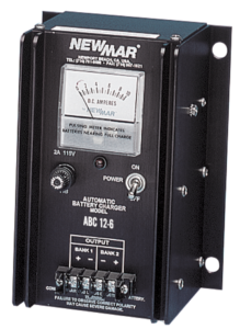 Newmar DC Power Onboard Battery Charger ABC-12-6