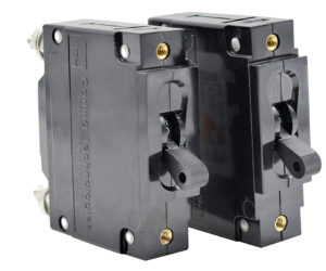 C frame circuit breakers Newmar DC Power