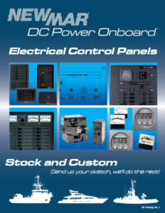 Newmar DC Power Onboard Electrical Panel Catalog